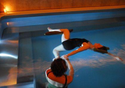 aquatic massage